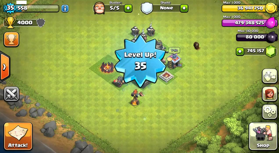 Clash of Clans MOD Apk Latest